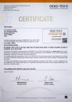 2018 Renewal certificate SHAO 095780