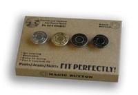 KY-1997 4pcs/set perfect fit Instant buttons